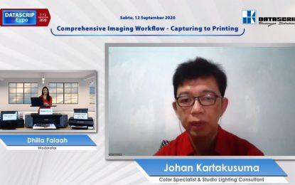 Johan Kartakusuma: Penerapan Color Management dalam Menghasilkan Karya Foto