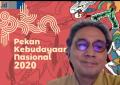 PEKAN KEBUDAYAAN NASIONAL 2020 Siap Digelar mulai 31 Oktober 2020