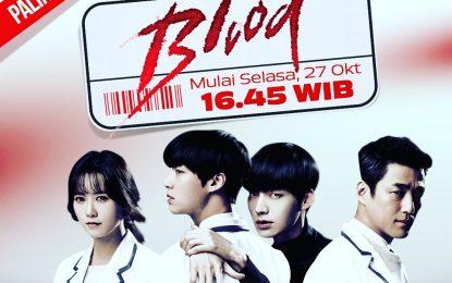"""""""BLOOD"""", Drama Korea Tayang di NET. Mulai 27 Oktober 2020"""