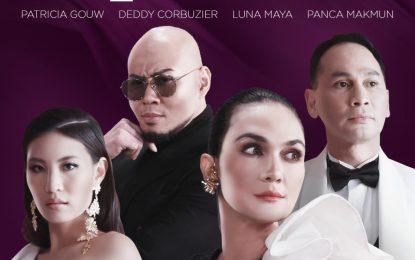 Luna Maya & Deddy Corbuzier, Judges Indonesia's Next Top Model