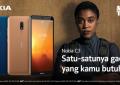 Smartphone Nokia C3 Hadir di Indonesia