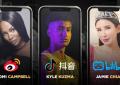Naomi Campbell, Kyle Kuzma, dan Jamie Chua Bersama dengan Gushcloud International Bekerjasama dengan Top Platform di Cina
