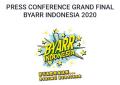 Menuju Acara Puncak Pencarian Bakat BYARR Indonesia 2020