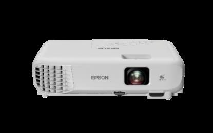 Inilah Model Terbaru Proyektor Epson untuk Edukasi