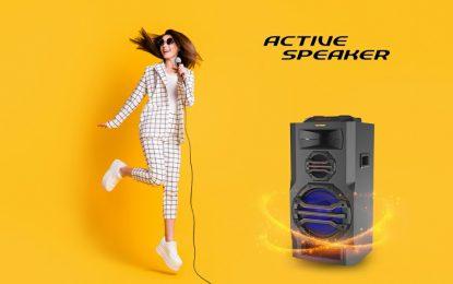 Luncurkan Speaker Model Terbaru, Polytron Mempersembahkan PAS 12SA15