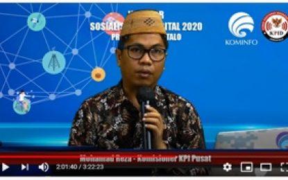 Digital Penyiaran Harus Mewujudkan Keragaman Lokal