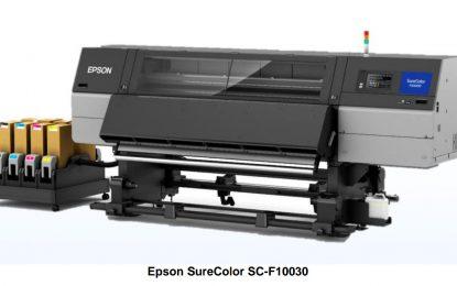 Epson Indonesia Hadirkan Epson SureColor SC-F10030