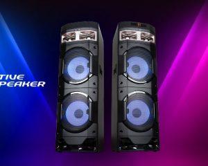 Speaker PAS 10D Series Terbaru Andalan Polytron