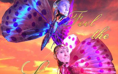 Daði Freyr & ÁSDÍS Merilis Single Terbaru Berjudul Feel The Love