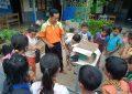 Kolaborasi GUSHCLOUD, YAYASAN TUNAS BAKTI NUSANTARA dan THE GOOD EXCHANGE Bantu Pendidikan Siswa SD di Magelang