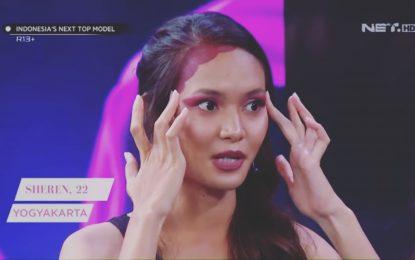 5 Besar Indonesia's Next Top Model di NET. Hari Sabtu dan Minggu, 27-28 Februari 2021