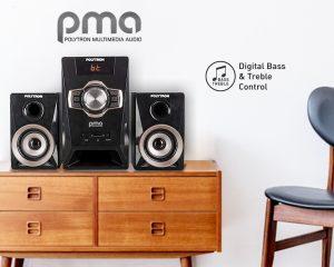 PMA 9311, Speaker Multimedia Terbaru Polytron