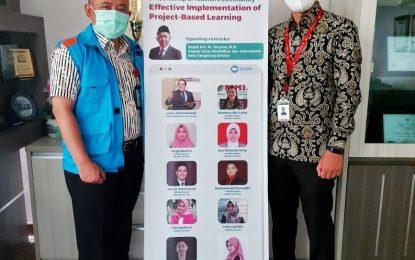 Workshop of Teachers Community 2021: Bentuk Komitmen MHIS terhadap Komunitas Guru