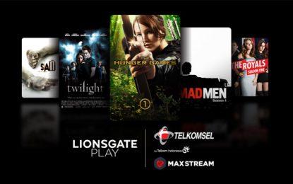 Lionsgate Play Bentuk Kemitraan Strategis dengan Telkomsel di Indonesia