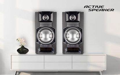 Tren Speaker Active Terbaru Dengan Design Compact dan Serba Digital