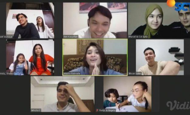 Wawancara Eksklusif Serta Meet And Greet Sinetron Samudra Cinta