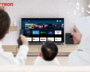 Polytron Hadirkan  Smart Cinemax Soundbar Android 4K Ultra HD Layar Lebar 55 Inchi