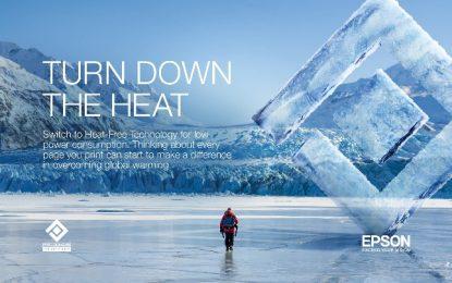 Kolaborasi Epson dan National Geographic Mencegah Pencairan Es di Kutub Utara