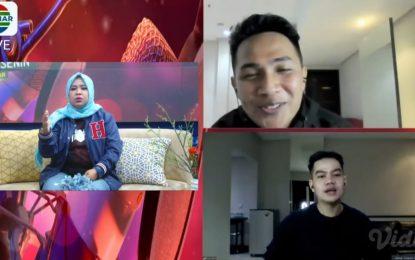 Semangat Senin Indosiar Bersama Faul LIDA dan Ridwan LIDA