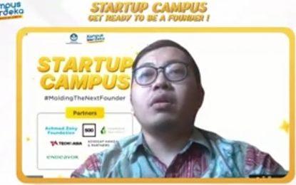 StartUp Campus Ajak Generasi Muda Kembangkan Kompetensi Menjadi Seorang Startup Founder