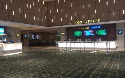 PPKM DARURAT, Bioskop Kembali Tutup