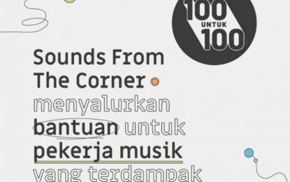 100 Untuk 100: Bantuan Untuk Pekerja Musik Yang Terdampak Pandemi