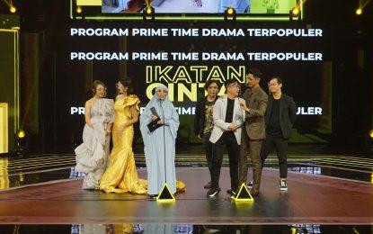Peraih Penghargaan Indonesian Television Awards (ITA) 2021