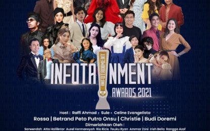 Infotainment Awards 2021