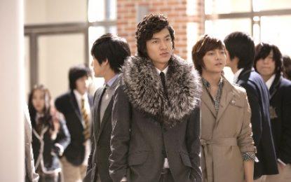 "NET HADIRKAN DRAMA KOREA LEGEND ""BOYS OVER FLOWERS"""