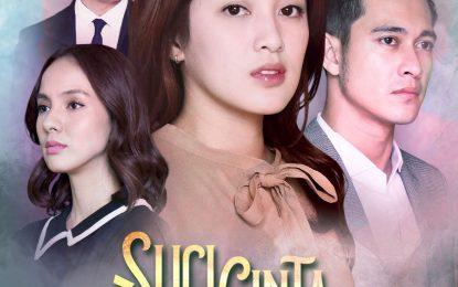 "Sinetron Terbaru SCTV ""Suci Dalam Cinta"""