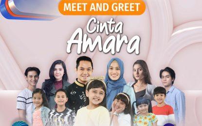 "Meet and Greet ""Cinta Amara"""
