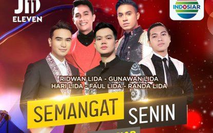 Semangat Senin Indosiar Bersama JD Eleven